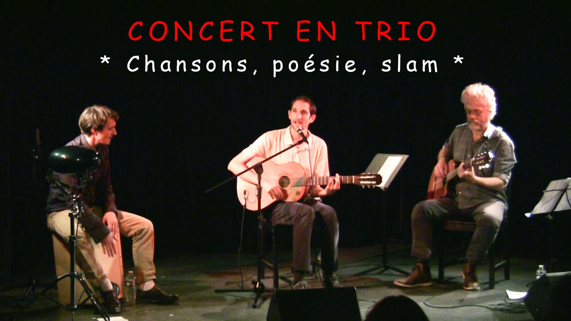 Philippe Rovere - Soirée Concert : Chansons et poésie. width=