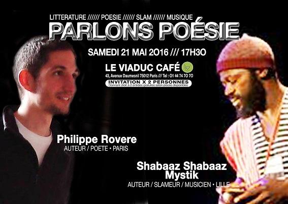 Philippe Rovere - Poesie
